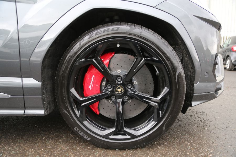 Power Coated Alloy Wheels in Huddersfield