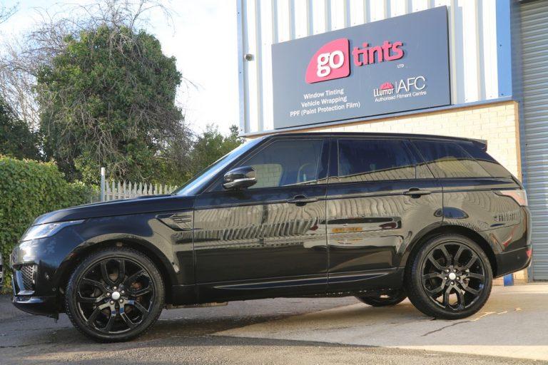 Range Rover Sport for Declan Rice