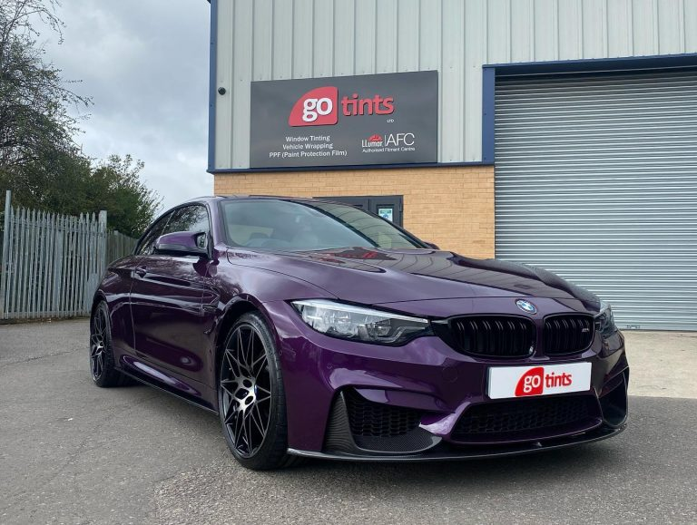 PPF for BMW M4